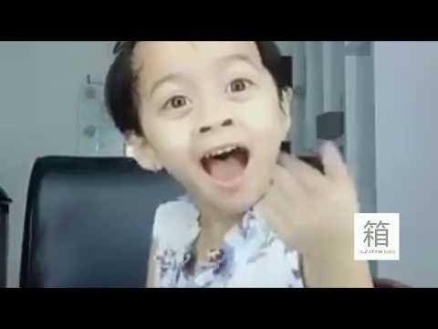 Video Viral !! Video anak kecil lucu minta THR ...