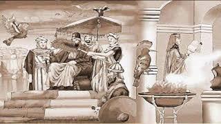 Hz. Süleyman Peygamber ( Karıncalar Vadisi, Hüdhüd'ün Haberi, Belkıs'ın Tahtı )