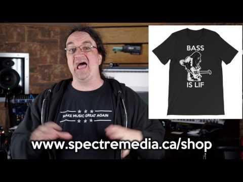 SMG Bonus Video April 30 - YOUTUBE has SpectreSoundStudios targeted for destruction?