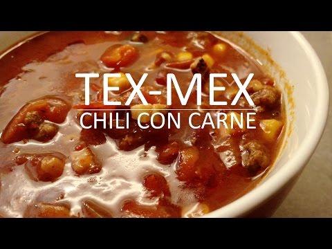 Tex-Mex Chili Con Carne