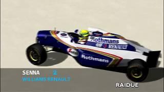 f1 imola san marino 1994 crash of ayrton senna and roland ratzenberger
