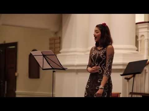 Highlights from the A level music recital