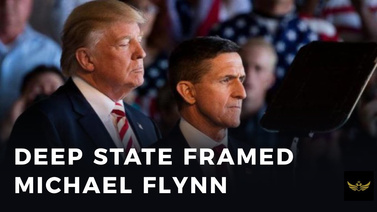NEW Evidence: Obama White House & Deep State framed Michael Flynn