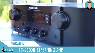 Marantz PM7000N : Chipping Away at Audiophile HiFi