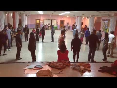Rigaudon Dance Practice