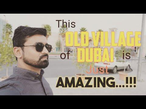 This Old village of Dubai is just Amazing …!! | Bastakiya Village Dubai