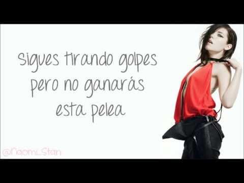 Skylar Grey - Final Warning (Live) (Lyrics - Subtitulos En Español)