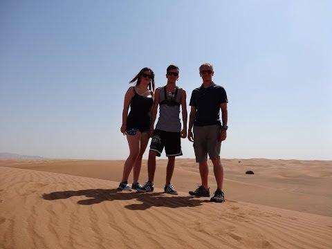 Quad Biking/ Dune Bashing @ Dubai/ Oman Border