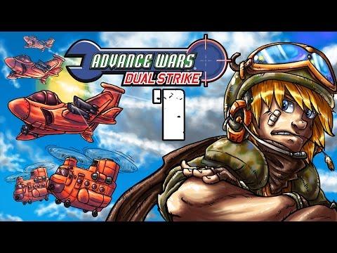 Let's Play Advance Wars Dual Strike [German][#1] - Keine Ruhe vor Black Hole!