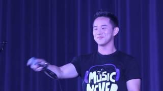 Jason Chen Live in Malaysia - 你不知道的事 (原唱:王力宏)