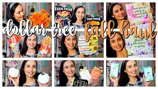 🧡FALL IS IN THE AIR DOLLAR TREE HAUL!!!🧡 ITEMS YOU WILL NOT BELIEVE ARE $1.00!