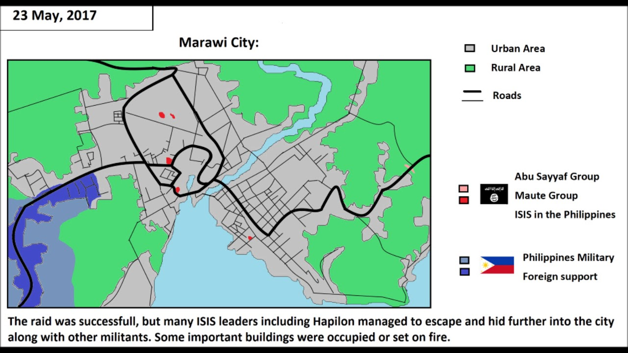 The Battle Of Marawi Every Day Youtube