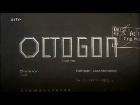 Octogon-Trust: Waffenhändler   Geheimdienst   Parteispenden   Adenauer   Gehlen - ARTE 2008