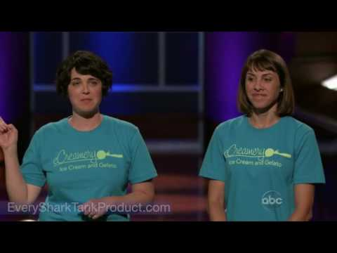 Shark Tank eCreamery Pitch (Season 4 Episode 2)