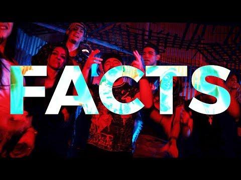 Matthew Santoro - FACTS (Official Music Video) f. Ellevan & Humble the Poet