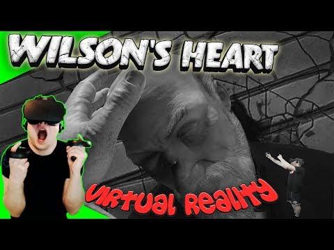 Wilson's Heart - Heftiger Psycho-Trip [Let's Play][Gameplay][German][Oculus Rift][Virtual Reality]