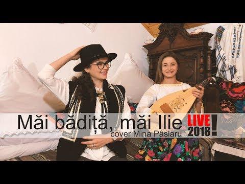 Angelica Flutur - Măi bădiță, măi Ilie! (Cover Mina Pâslaru) LIVE-2018