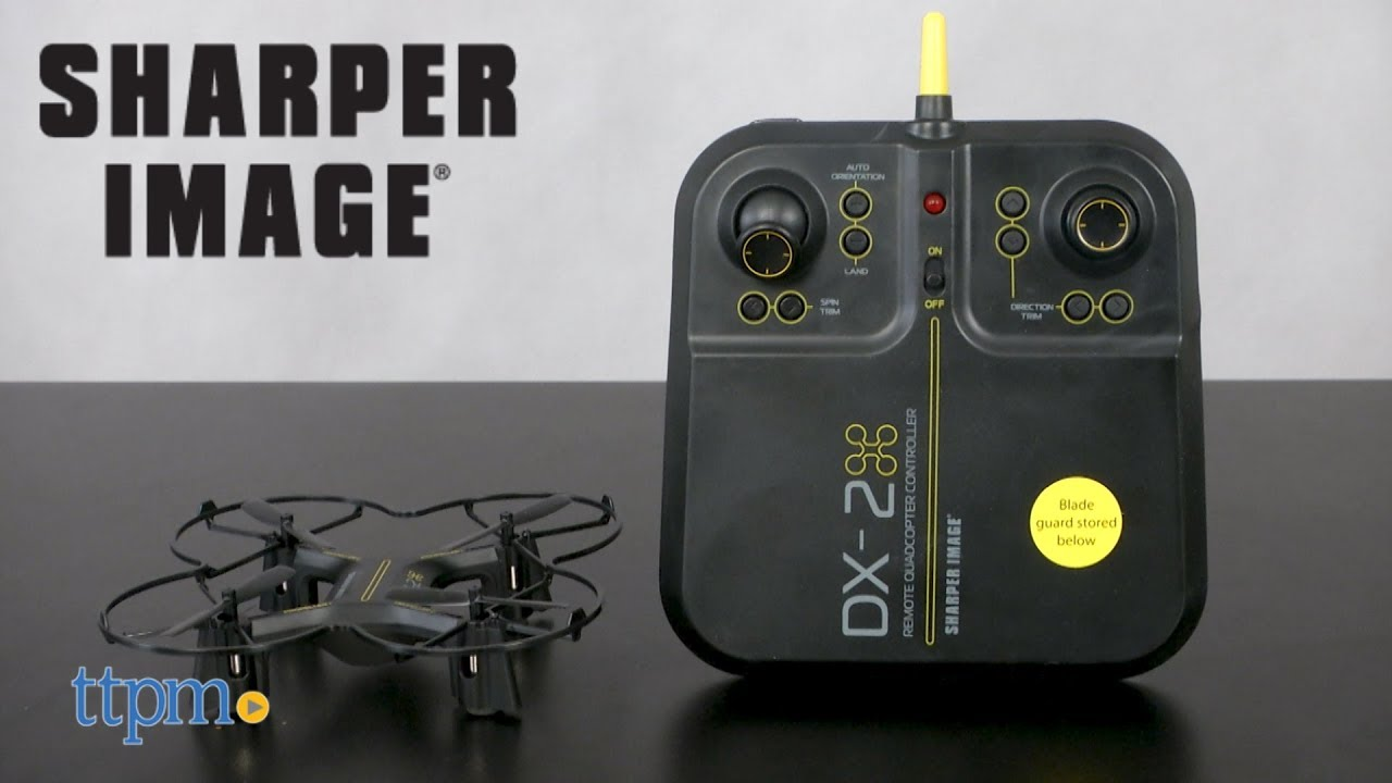 Dx 2 Stunt Drone From Sharper Image Youtube