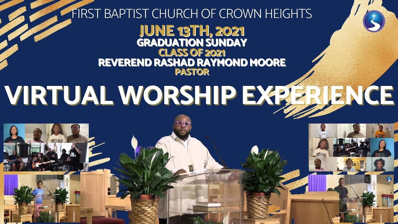 June 13th, 2021: Graduation Sunday