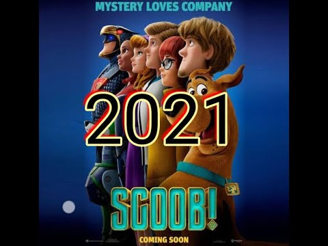Scooby Doo Film 2021