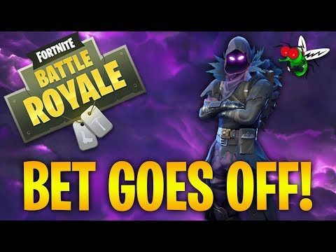 WantToBet Goes Off - Intense Fortnite Battle Royale Squads Gameplay