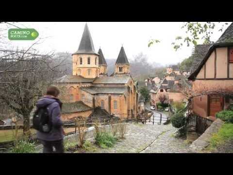 Le Puy Camino - Conques - CaminoWays.com