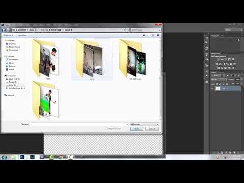 adobe photoshop cc tutorial | adobe photoshop file menu options,menu bar,layer menu,view,edit,select thumbnail