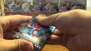 PLASMA BLAST Box Opening PART 10! **18 packs opened**  - The Charizard Authority -