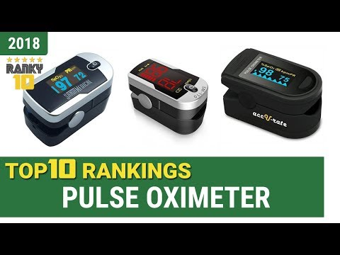 best-pulse-oximeter-top-10-rankings,-review-2018-&-buying-guide