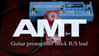 Review of AMT Brick R/S lead. No talks, only sound )))