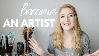 Video Become an Artist - My story | Katie Jobling Art download MP3, 3GP, MP4, WEBM, AVI, FLV November 2017