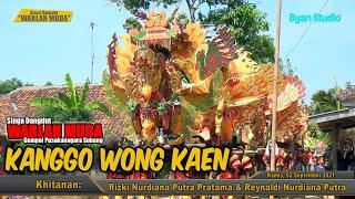 KANGGO WONG KAEN | WARLAN MUDA 2021 | SHOW CIBOGO SUBANG | 02 SEPTEMBER 2021