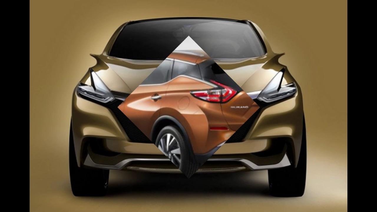Nissan Murano 2017 Red >> New 2018 Nissan Murano Platinum SUV - YouTube