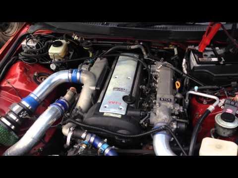 Altezza SXE10 (1JZ-GTE VVT-i + R154)