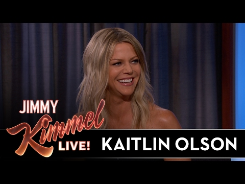 Kaitlin Olson on Working with Kid Actors