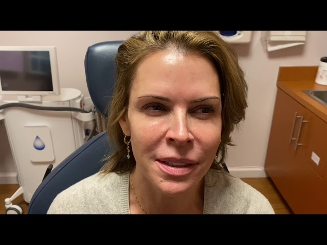 Dallas Upper Lip Silicone Correction Surgery
