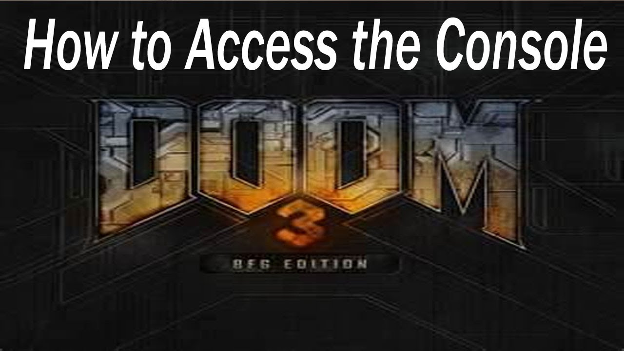maxresdefault - How To Get Doom 3 To Work On Windows 10