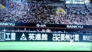 井口、福岡で最後の勇姿