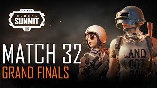 FACEIT Global Summit - Day 6 - Grand Finals - Match 32 (PUBG Classic)