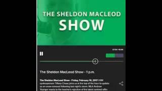 95 7 News Sheldon MacLeod Show Halfax Rats