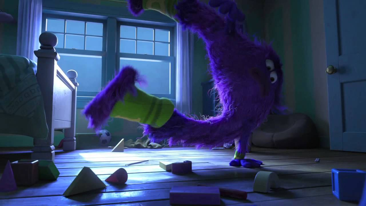 Monsters University Scare Floor With Amc S Krisily Kennedy
