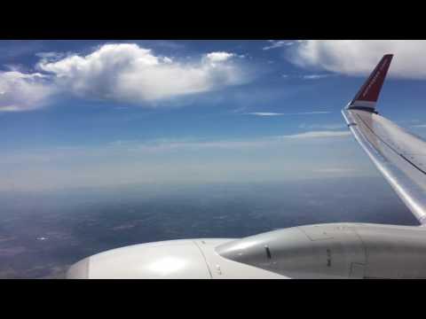 Norwegian TRIP REPORT | London Gatwick - Stockholm Arlanda
