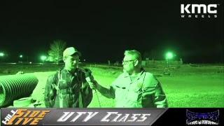 UTV Track Racing at Memphis International  Raceway.