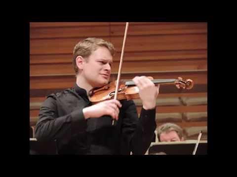 Karol Szymanowski: Violin Concerto No. 2 Sebastian Bohren / James Gaffigan / LSO
