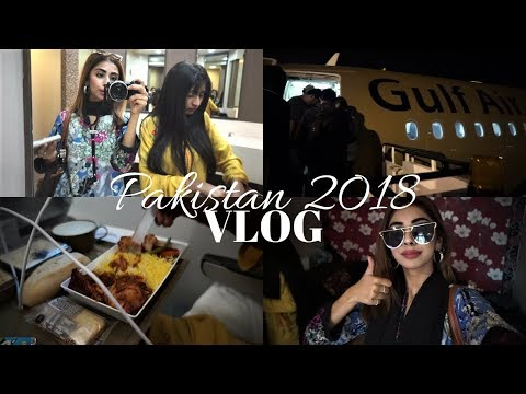 Travelling To Pakistan ALONE With My Sister! | All Things Anisa
