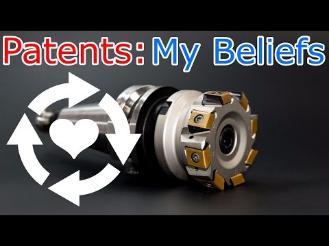 My Beliefs About Blockchain Patents  (The Cryptoverse #109)
