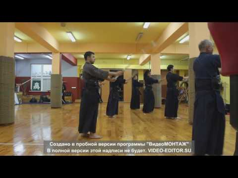 Seminar Kendo Almaty Kazakhstan 1st Day (2) 20/09/16