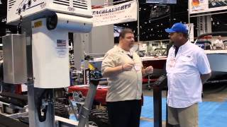 Beachlauncher at The 2014 Chicago Boat, Sports & RV Show