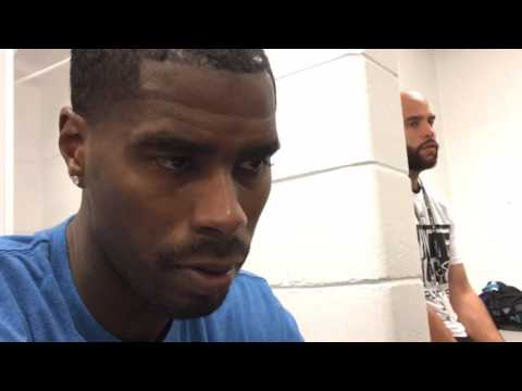 Hornet Marvin Williams talks Game 7 loss