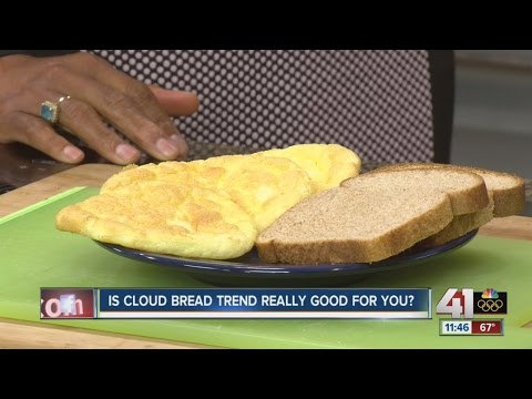Is the new cloud bread trend really good for you?